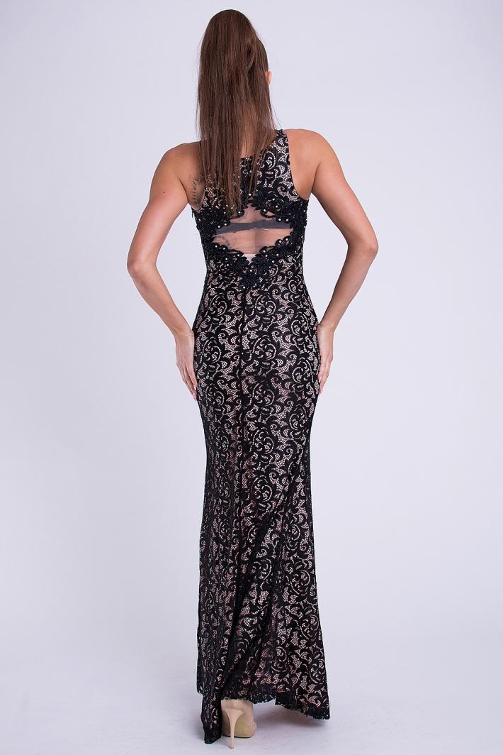 ... Dámské luxusní krajkové plesové a společenské šaty EVA   LOLA empty 860ea4c80a