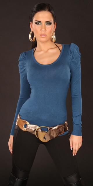 Koucla - Luxusní dámský svetr 92a49612ba