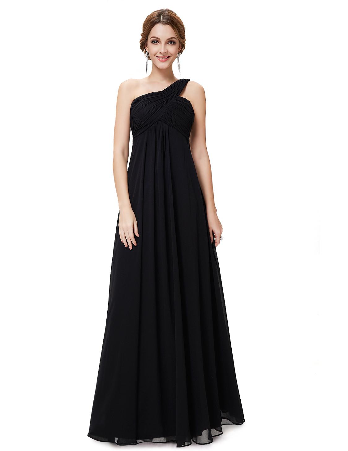 81f660a972d Plesové a společenské šaty na jedno rameno Ever Pretty