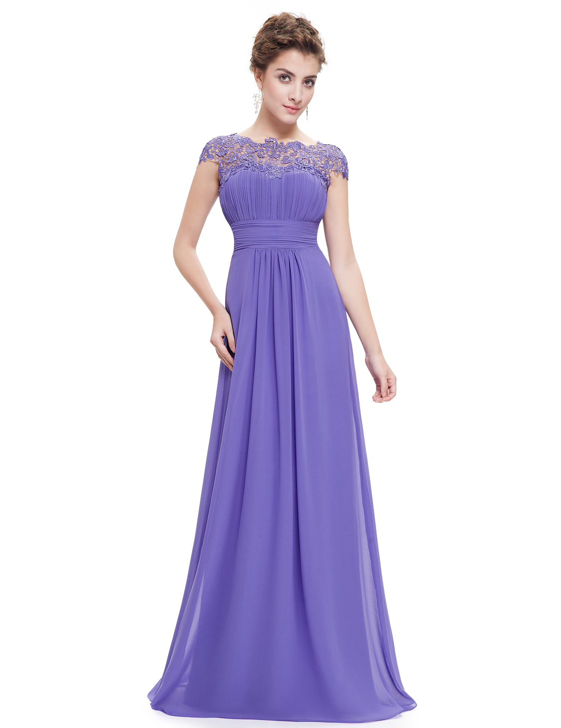 91cc66c36df Ever Pretty plesové a společenské šaty s krajkou