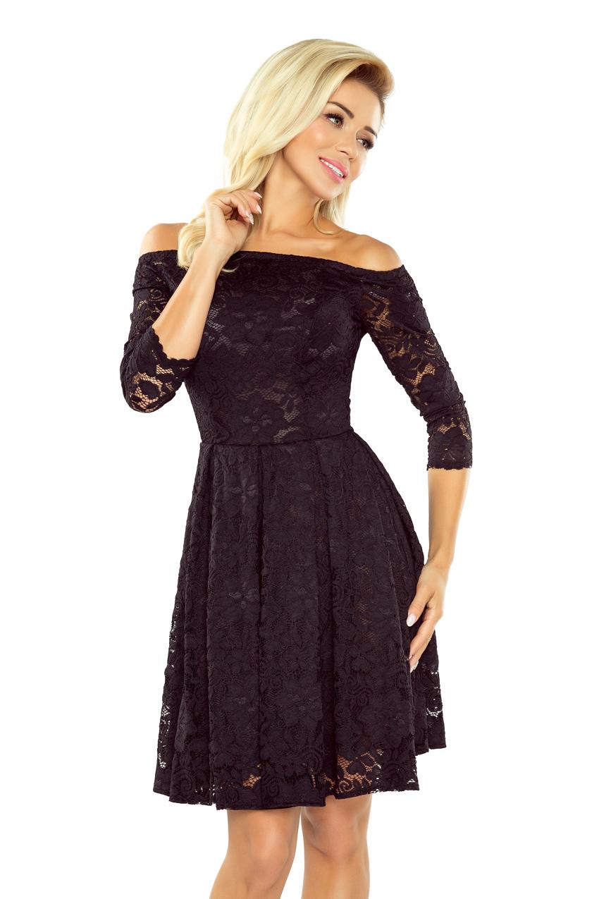 8f091381a21a Dámské krajkové šaty typu CARMEN