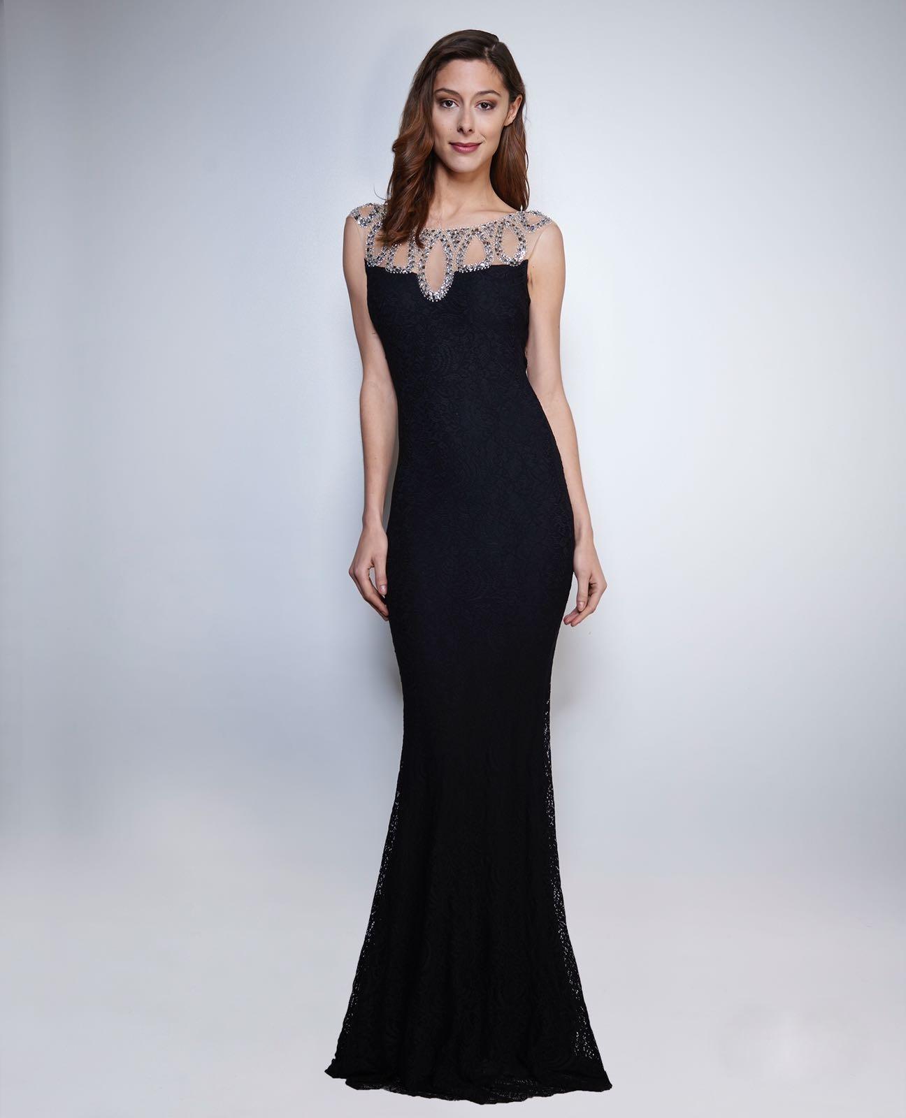 c3f06f710d3a Dámské večerní šaty