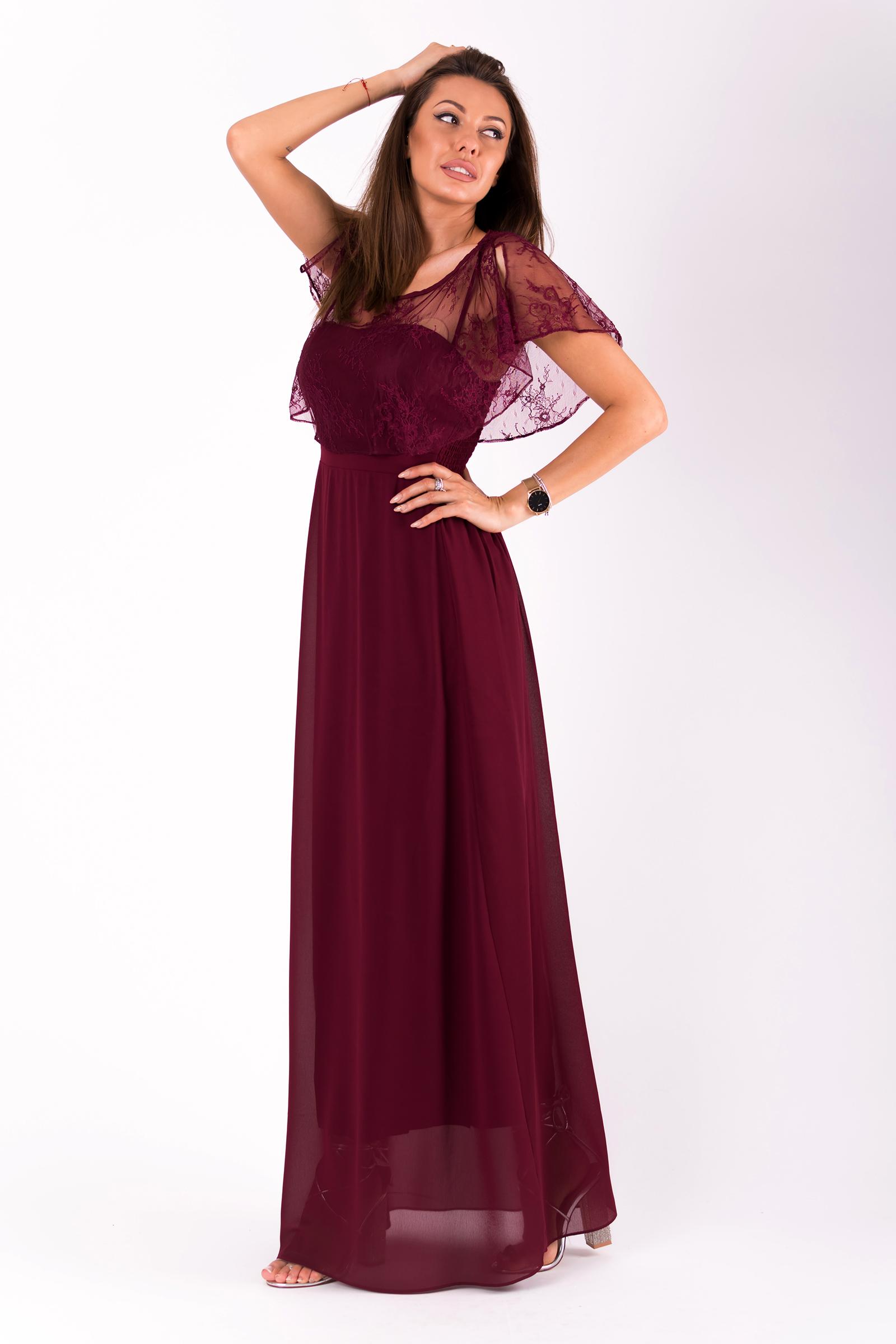 28515134e3f Dámské dlouhé společenské šaty