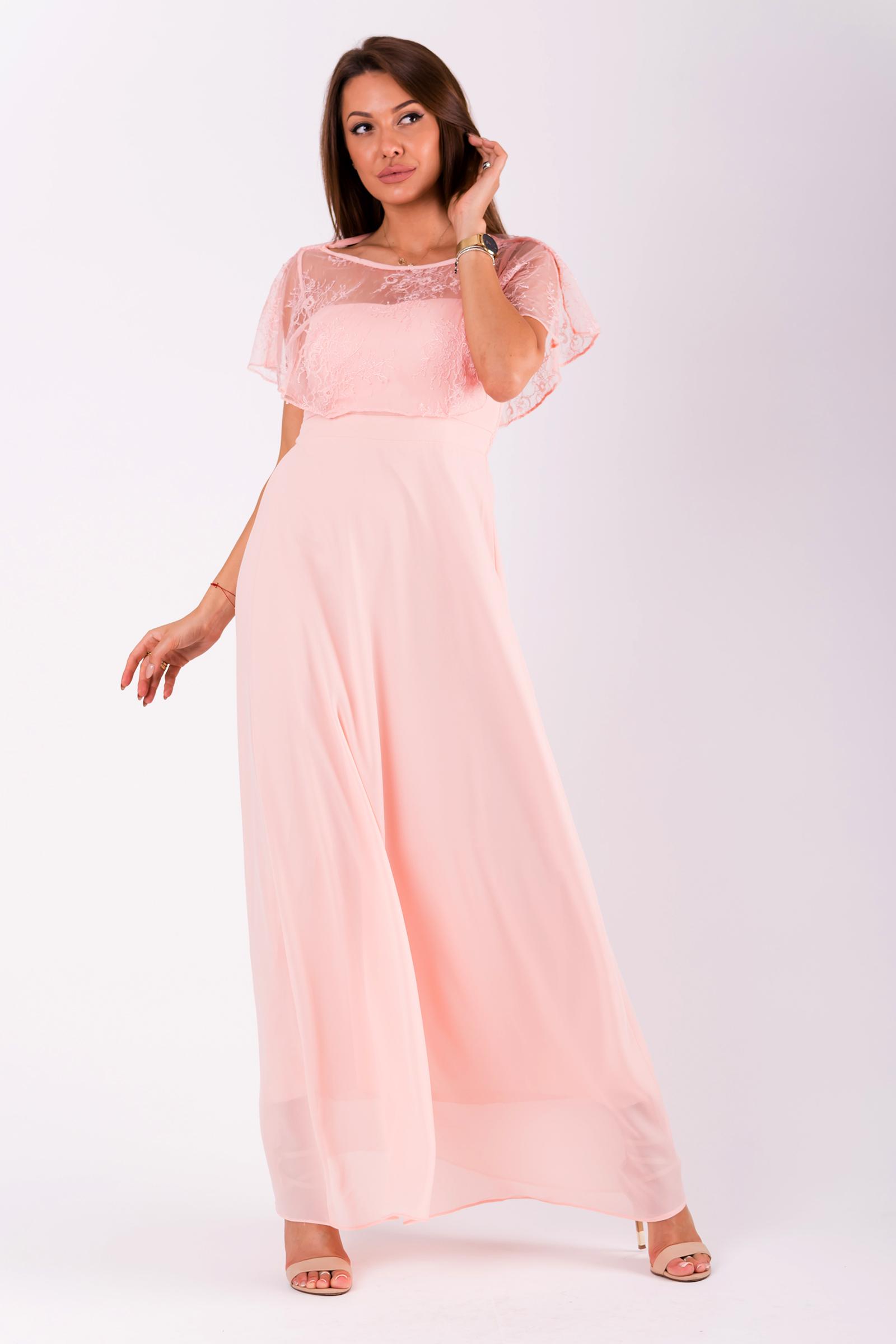 e875df861f04 Dámské dlouhé společenské šaty