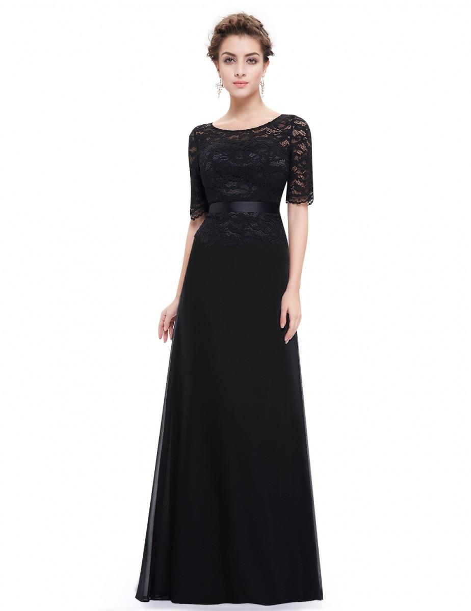 Dámské večerní šaty s krajkou 5127e53465