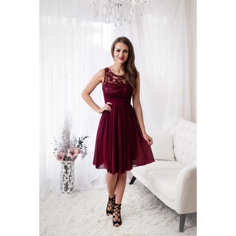 396d4f432a92 Dámské šaty Deborah s krajkou