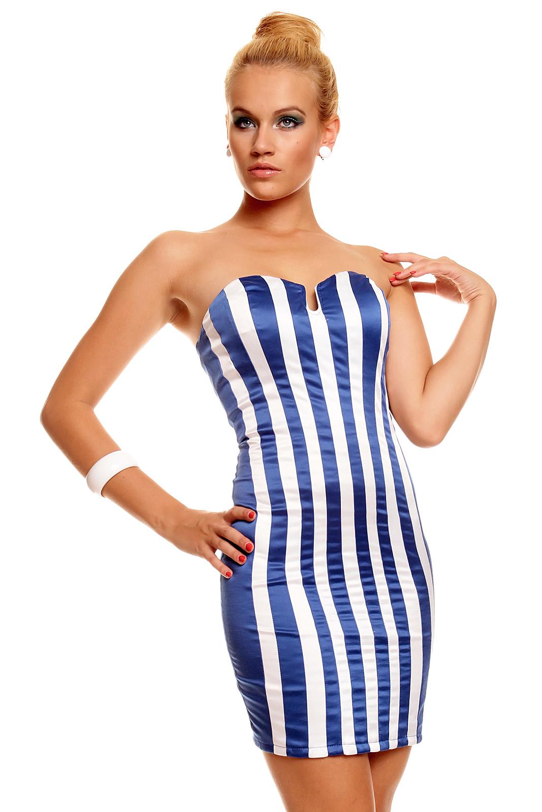 Dámské pouzdrové šaty Zn. Mayaadi Deluxe be48686ccf