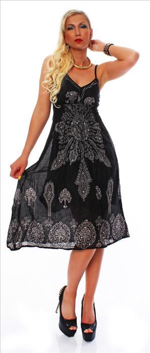 Dámské letní šaty ETNO 87352977f2