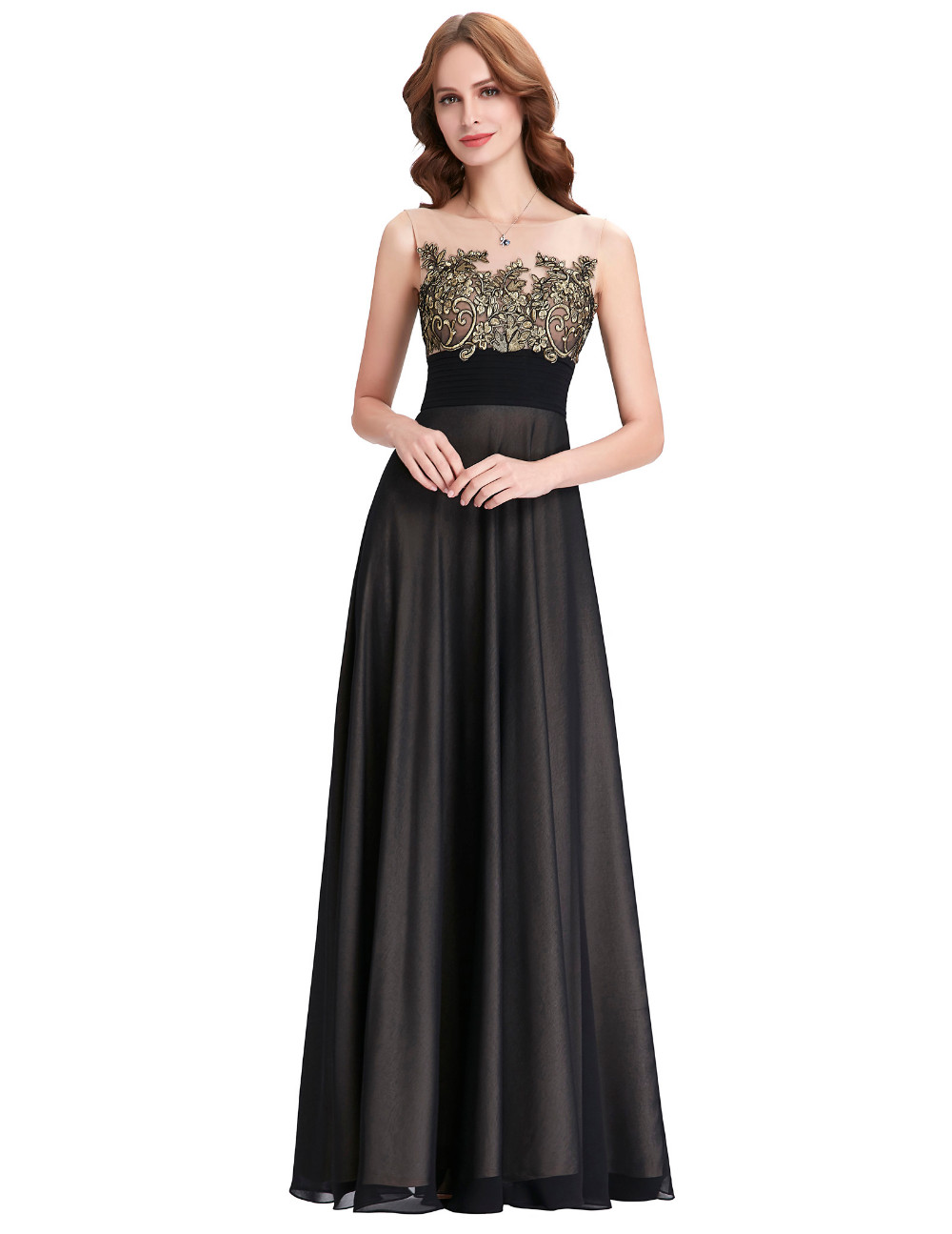 Plesové a společenské šaty s výšivkou aafdac64c9
