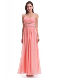 Ever Pretty plesové dlouhé šaty na jedno rameno empty ed389743a2