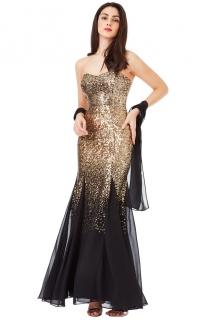 Plesové a společenské šaty s flitry ... 1236dace4f