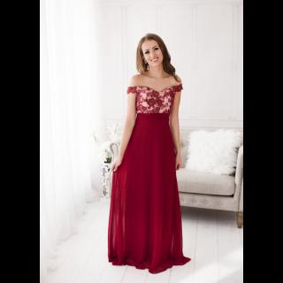 Dámské plesové a společenské dlouhé šaty CÉANE empty 96891f5f26