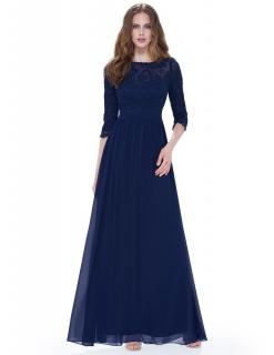 d49c56804532 Dámské dlouhé společenské šaty LULA empty