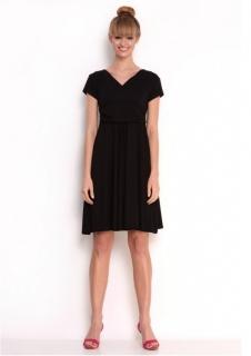 19d6c60269f4 Dámské šaty AGNÉS s krátkým rukávkem empty